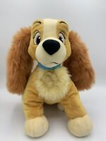 Lady And The Tramp Disney Store Plush Teddy