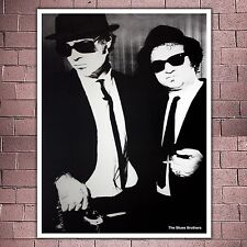 Film Poster Blues Brothers - B/W - 70x100 CM