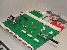 LEGO Soccer Field and Figures 3409 (incomplete)