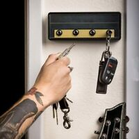 Key Storage Guitar Keychain Holder Jack II Rack 2.0 Electric Key