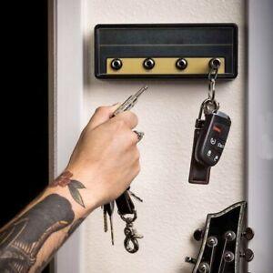 Key Storage Guitar Keychain Holder Jack II Rack 2.0 Electric Key