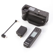 Meike MK-A6300-Pro Wireless Control Battery Grip for Sony ILCE-6300 A6300 Camera