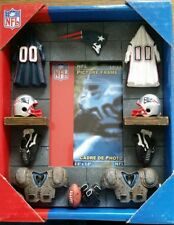 New England Patriots Football Souvenir Small Photo Picture Frame. Fast shipping