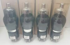 4 Date Matching Rca Type 38 Vt 38 Vacuum Tubes Tested New On Calibrated Tv 7