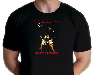 Bruce Springsteen - Reason To Believe T-shirt (Jarod Art Design)