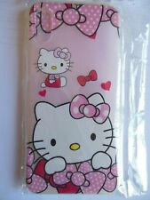 Hello  Kitty ** CASE** {  iPHONE - X  } *** [ soft  silicone ] ***Free  Shipping