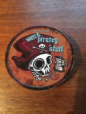 Roman Dirge - Weird Piratey Stuff - Coaster Set