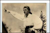 DDR Starfoto Echtfoto-AK Film Schauspieler Georges Rivière Progress Verlag