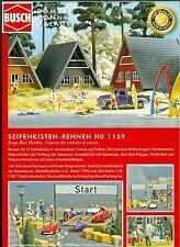 Busch 1159 Seifenkistenrennen, Bausatz, H0