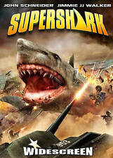 SUPERSHARK -- VERY RARE -- OUT OF PRINT ( DVD ) SyFy Channel New