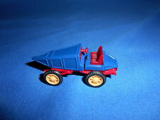 1904 GOBRON BRILLE World Record RACE CAR Germany Plastic Toy Kinder Surprise