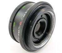 ⭐SERVICED⭐ INDUSTAR 50-2 50mm f/3.5 Pancake Lens M42 Canon EOS Lumix Sony A 7 9