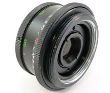 SERVICED! INDUSTAR 50-2 50mm f/3.5 USSR Pancake Lnes M42 Canon EOS Sony A Alpha