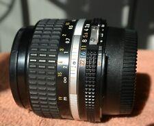 MINT  Nikon Nikkor 35mm f/2.8  lens AI-S
