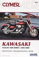 2003-2008 Kawasaki Vulcan 1600 Clymer Repair Service Workshop Manual Book M245
