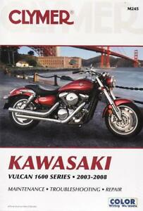 Motorcycle Repair Manuals Literature For Sale Ebay