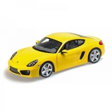 MINICHAMPS 110062220 Porsche Cayman 2012 Yellow Modellino