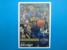 2016-17 Panini NBA Sticker Collection n.225 Jrue Holiday New Orleans Pelicans