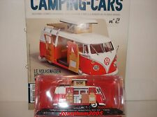 PASSION CAMPING CARS - VOLKSWAGEN KOMBI WESTFALIA SO 42 - ALLEMAGNE 1966 au 1/43