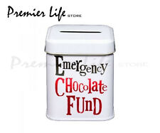 The Bright Side - Emergency Chocolate Fund Tin