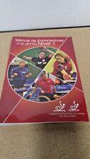 MANUAL DE ENTRENADORES ITTF-IPTTC, NIVEL 1, PARA TENIS DE MESA