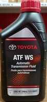 Scion Toyota / Scion / Lexus Genuine ATF WS Trans Fluid 8QT