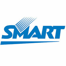 Philippine SMART Prepaid Roaming SIM Card w/ P100 Tri Cut Nano Micro Regular