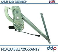 For Ford Transit Mk6 Mk7 Front Left Electric Window Regulator With 2 Pin Motor