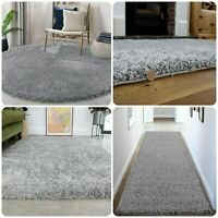 New Thick Shaggy Large (Verona) Rugs Hallway Runner Living Room Carpet Deep Pile
