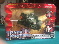Hasbro Transformers Movie 2 Voyager - DECEPTION BLUDGEON Action Figure