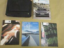 BMW 3 SERIES  E90 E91 2007 HAND BOOKS