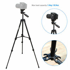 Travel Tripod Support for DSLR Camera Spotting Scope Watching w/ Carrying B
