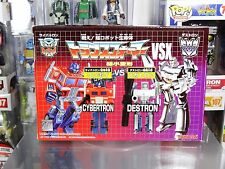 Transformers G1 Worlds Smallest Transformers WST Optimus Prime Vs. Megatron