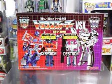 Transformers G1 Worlds Smallest Transformers WST Optimus Prime Vs. Megatron