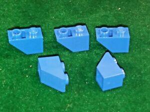 LEGO 3665 Brick Slope 45 deg. Inverted 2x1 Select Colour Pack of 5 free postage