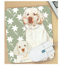 Clumber Spaniel Mouse Pad