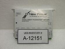 New Focus 8753 Intelligent Picomotor Driver Nikon NSR System Used Working