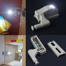 Universal Kitchen Cabinet Cupboard Wardrobe Inner Hinge LED Sensor Lamp Light CN