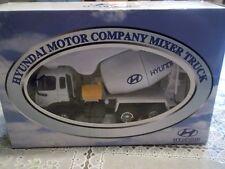 1/32 Scale Hyundai Motor Company Mixer Truck New