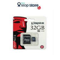 Kingston 32GB 32 Gig 32 GB Micro SD Card Samsung J2 Core J4 Core J5 Core J7 Core
