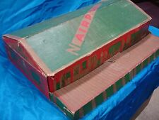 1930s MARX O Scale Canadian Pacific CP Freight SET w Orig TERMINAL BOX