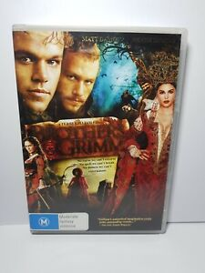 The Brothers Grimm -  DVD -  Region 4