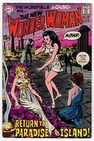 WONDER WOMAN #183 Vintage SILVER AGE Comic GD+ 1969