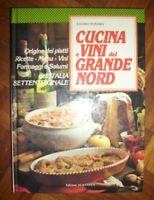 LUCIANO IMBRIANI - CUCINA E VINI DEL GRANDE NORD - 1983 ACANTHUS (SR)