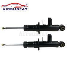 2PCS For BMW X3 F25 X4 F26 Rear Air Suspension Shock Absorber Strut 2011-2017