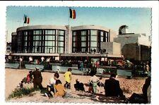 CPA-Carte postale- -Belgique- -Knokke- Le Casino et Albert Plage -1954- VM2215