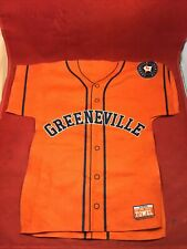 LOT OF 2 VINTAGE MILB GREENEVILLE ASTROS BIG TIME JERSEY SMALL TOWELS