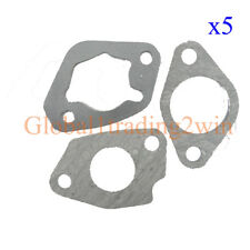 5 Pack Carburetor Carb Gasket Gaskets For Honda GX240 GX270 8HP 9HP Engine Motor