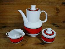 MCM Winterling Marktleuthen Bavaria Coffee Pot Tea Pot with Creamer & Sugar