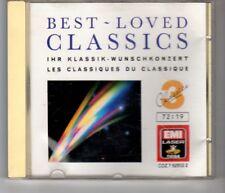 (HN902) Best Loved Classics 3, 13 tracks - 1988 CD